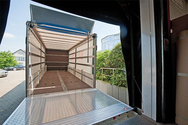 How normal are the problems at the loading ramp?